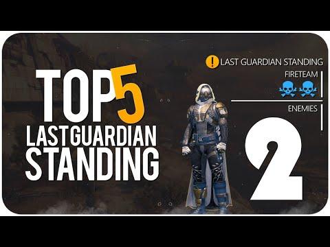 Destiny Top 5 Last Guardian Standing in Trials of Osiris // Episode 2