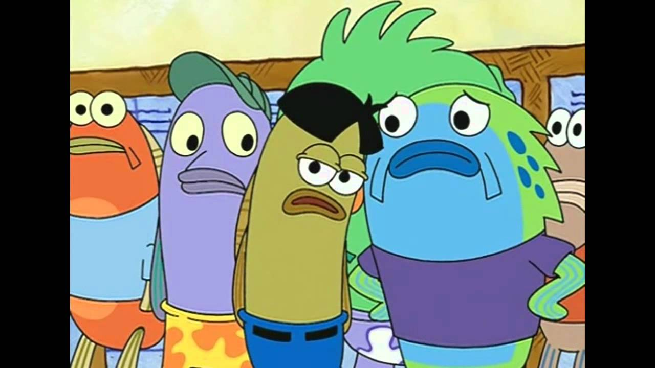 embarrassed spongebob - photo #4
