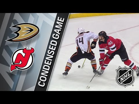 12/18/17 Condensed Game: Ducks @ Devils