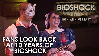 Fans Look Back at 10 Years of BioShock
