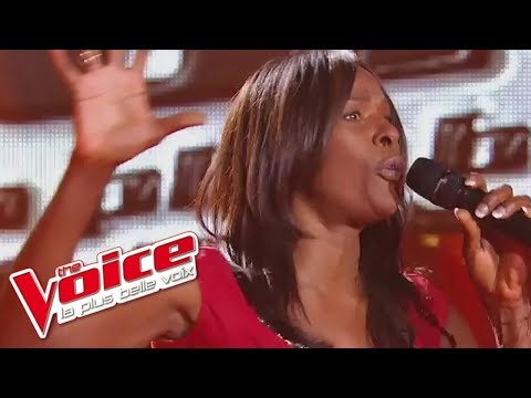 The Voice 2012 | Jessica Plesel - L'Envie (Johnny Hallyday) | Blind Audition