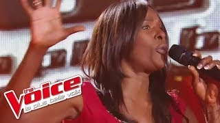 The Voice 2012   Jessica Plesel - L'Envie (Johnny Hallyday)   Blind Audition