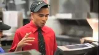 How to order at MC Donalds like a king !