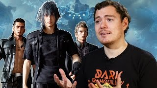 👹Final Fantasy XV - Странная фантазия (Обзор/Мнение/Review)