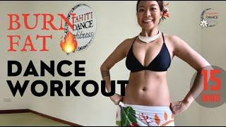 BURN FAT - Cardio Dance - Tahiti Dance Fitness