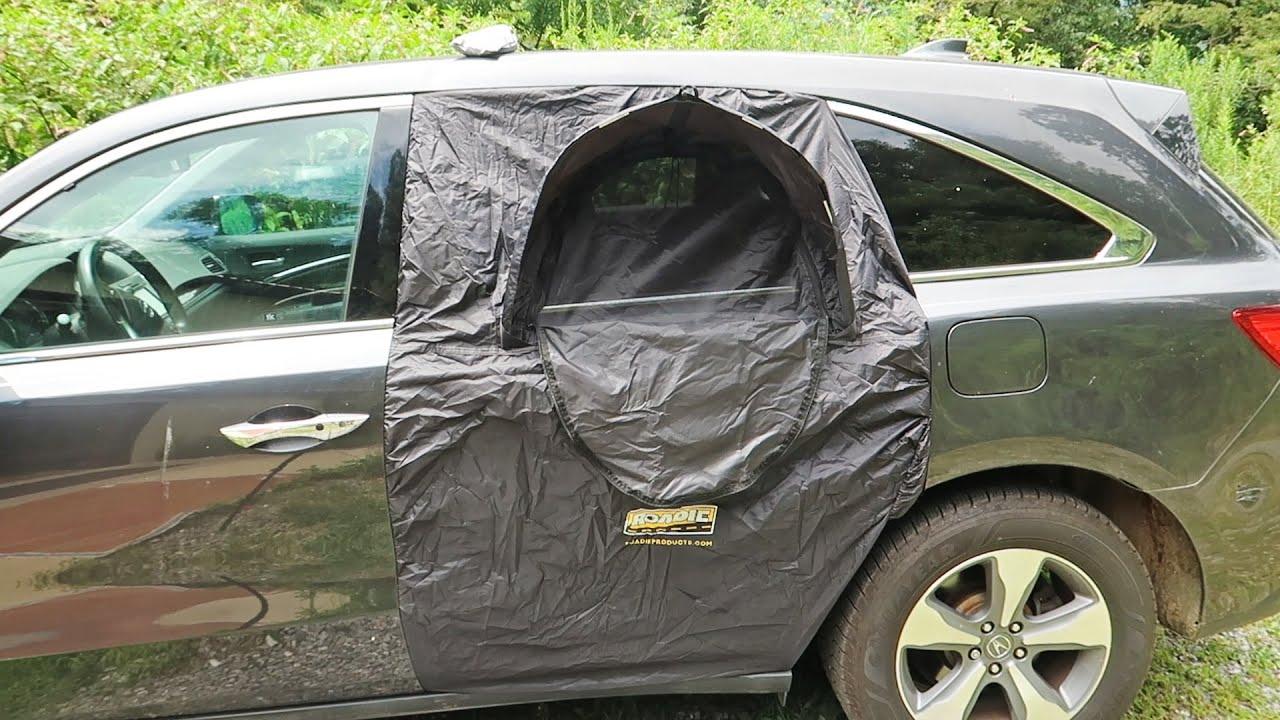 Overnighter SUV Window Tent