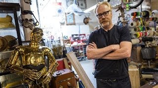 Tour of Adam Savage's Cave!