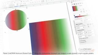 CorelDRAW Home & Student Suite X7 - Przewodnik wideo