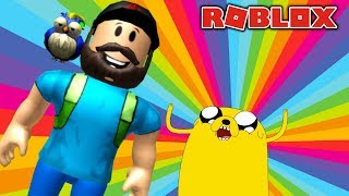 Ich MOVED AUF DIE CARTOON? | ROBLOX #admiros