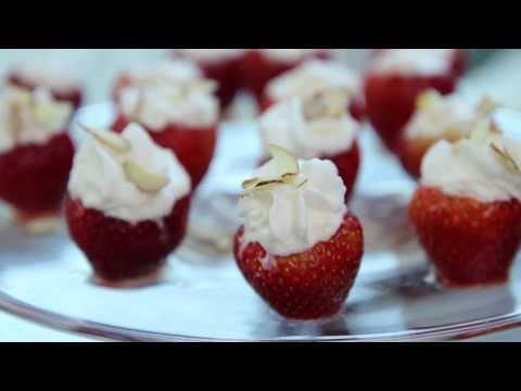 How to Make Strawberry Shooters   Valentine's Recipes   Allrecipes.com