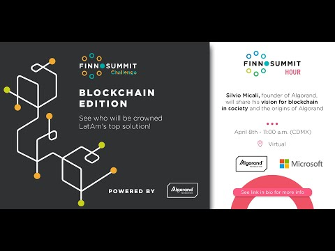 FINNOSUMMIT 10 | Final Challenge Blockchain