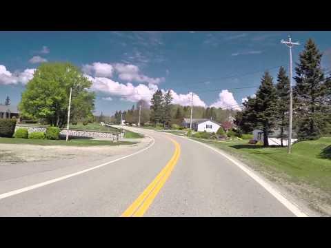 Yarmouth Nova Scotia - Tusket  Part 2