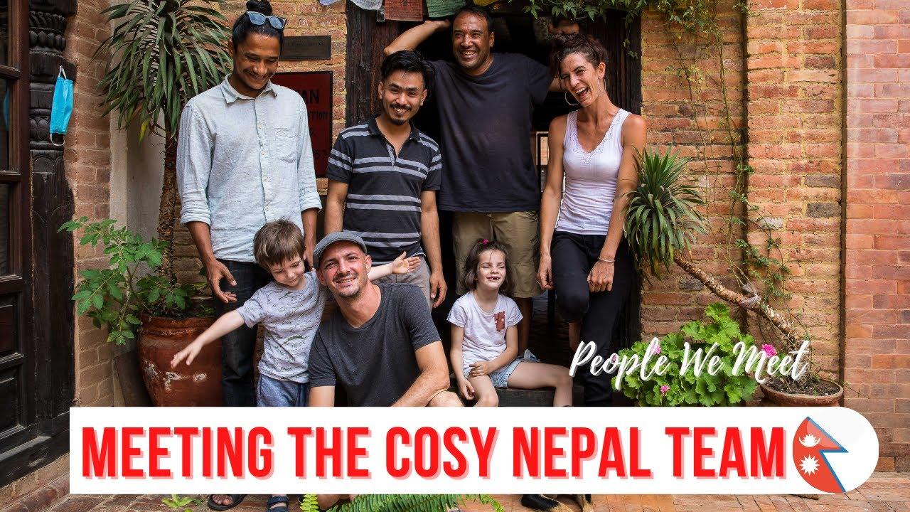 People we meet: Cosy Nepal, Patan, Nepal