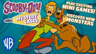 Scooby-Doo! Mystery Cases | Gameplay | WB Kids