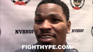 SHAWN PORTER SAYS FLOYD MAYWEATHER TOLD THE TRUTH ABOUT ADRIEN BRONER; NOT SURPRISED BY BEEF