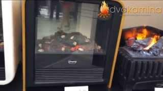 Электрическая печь-камин Dimplex Nyman. Купить электрокамин в интернет-магазине DvaKamina.ru.(, 2015-04-06T13:53:01.000Z)