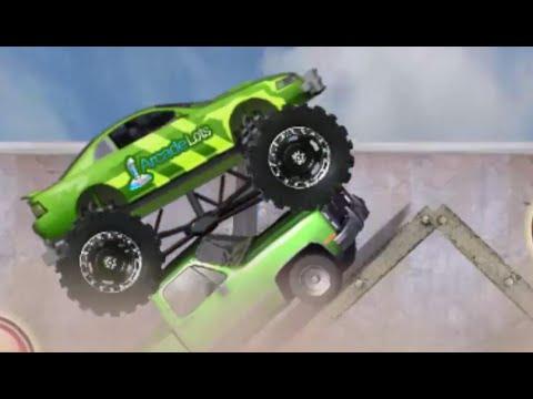 Monster Truck Destroyer - Monster Truck Game