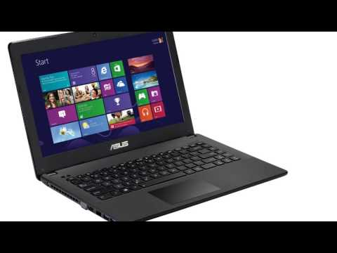DriversFree: Asus X452CP & video review