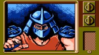 Teenage Mutant Ninja Turtles (NES) Playthrough - NintendoComplete