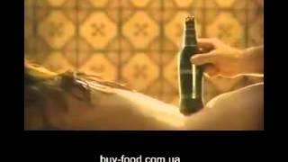 Прикольная реклама пива