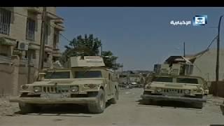 القوات العراقية تقتحم آخر معاقل داعش في الموصل