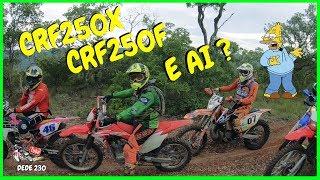 TRILHA DE MOTO PRESSÃO NA CRF250F | TOMBOS E ROIADAS TOPs