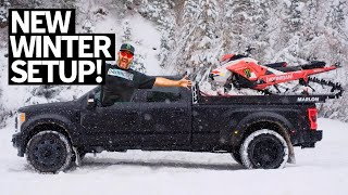 Download Ken Block's NEW 2020 Ski-Doo Summit X Expert Sled, Dualie Ice Donuts, and Glacier Glass Drinks! Mp3 and Videos