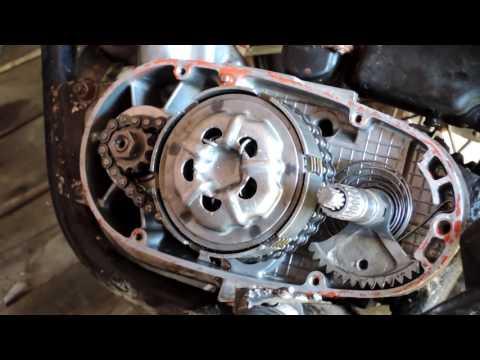 Проскакивает кикстартер| Сборка и настройка сцепления мотоцикла Минск| Что делать? Решаем проблему!