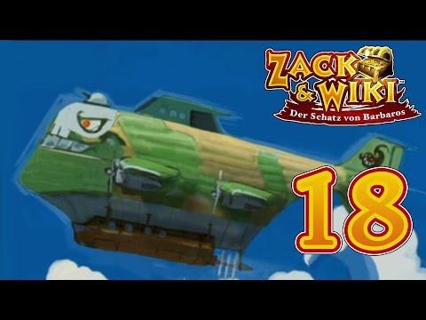 Operation: Eroberung! - #18 - LP Zack & Wiki: Der Schatz von Barbaros [100%]