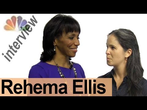 REHEMA ELLIS -- Interview a Broadcaster! -- American English Pronunciation