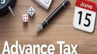 Advance tax 1st installment | No extension in due date of advance tax #Free Consultation