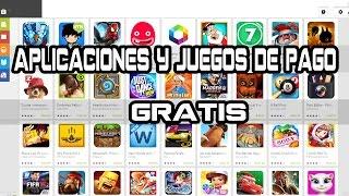 Descargar Aplicaciones de Paga Gratis Android - 2015 Thumbnail