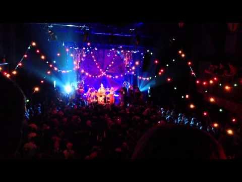 Sufjan Stevens LIVE at Union Transfer (Philadelphia 11/23/12) Philly Christmas PART 1