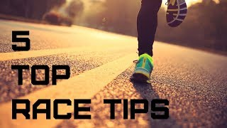 How to run your first half marathon or full marathon - 5 Top Tips to a great race