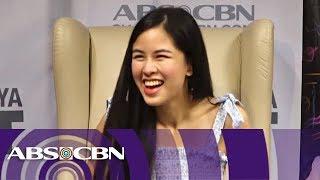 Kisses reveals Ang PINAKA sa Walwal stars