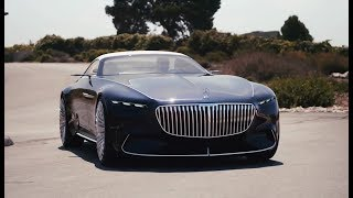 Mercedes-Maybach 6 Cabriolet-Luxury Future Car