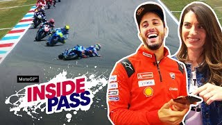 MotoGP 2019 Netherlands: How Do MotoGP Riders Communicate With Their Team? | Inside Pass #8