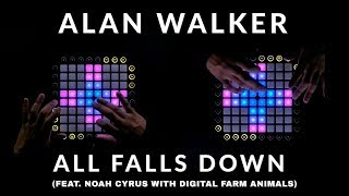 Alan Walker - All Falls Down (feat. Noah Cyrus) // Launchpad Performance