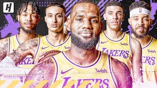 Los Angeles Lakers VERY BEST Plays & Highlights from 2018-19 NBA Season!