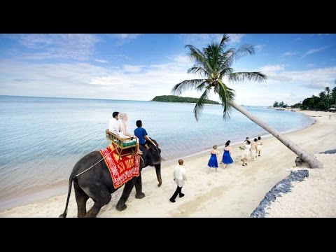 Top10 Recommended Hotels in Chaweng Beach, Thailand