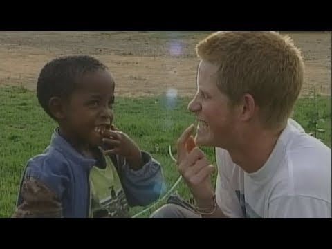 Prince Harry is 'one of us', Lesotho charity co-founder says | ITV News