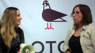 Interview between Helga Carrero from Betabeers and Sofia Stolberg from Piloto 151