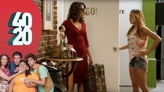Capítulo 2: Rocío llega de sorpresa | 40 y 20 T1 - Distrito Comedia