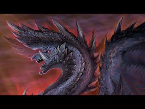 Elder Dragon Roars and Special Attacks (Monster hunter World Iceborne) |
