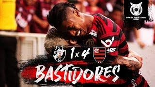 Vasco 1 x 4 Flamengo - Bastidores