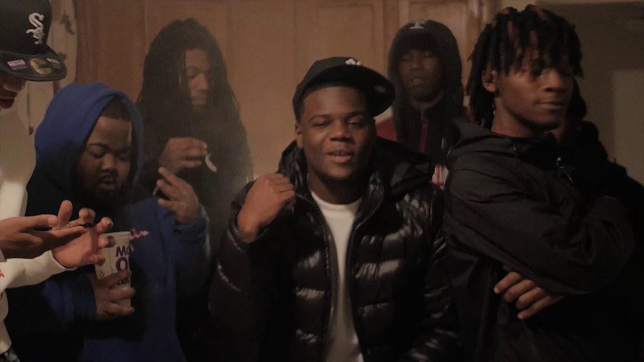 "Racks Mula ""Mula Flow"" Official Video By @ChicagoEBK Media @Chi EBK"