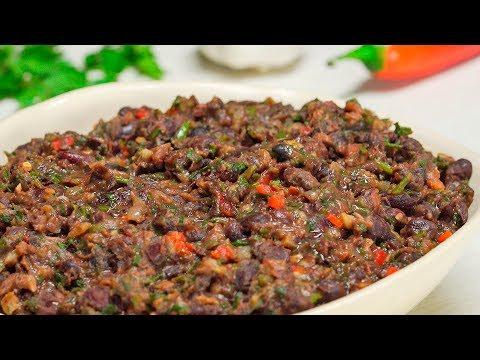 Как приготовить грузинское блюдо лобио