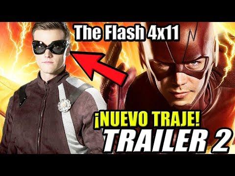 The Flash 4x11 Trailer 2 (Sub Español) NUEVO TRAJE PARA RALPH - Imagenes Promocionales