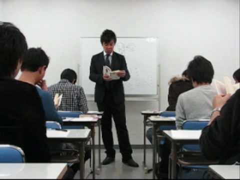 「軟派の作法」をナンパ塾・塾長草加大介が講義!