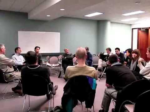 Richard Gilbert, Post Carbon Toronto 2011 04 27